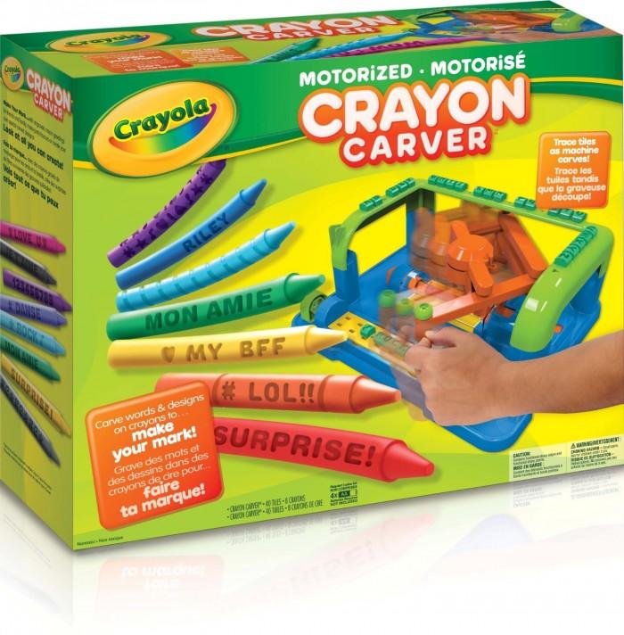 Crayola 绘儿乐蜡笔特价10元,原价39.99元