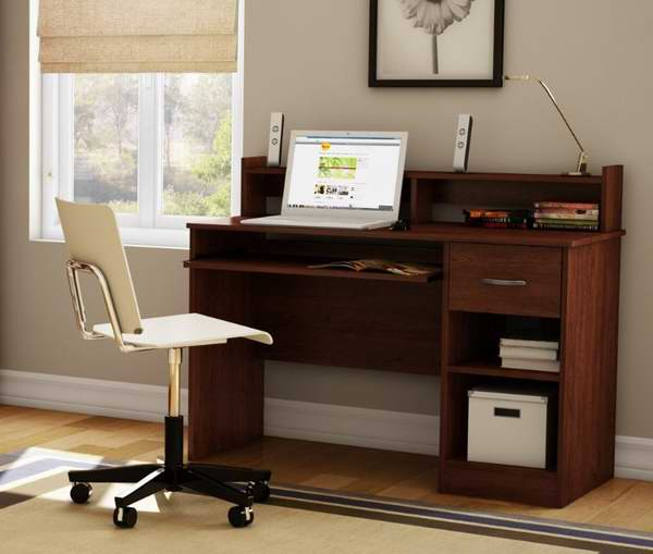 South Shore Furniture Axess Collection 1.06米电脑桌/书桌 124加元,原价 149.99加元,包邮