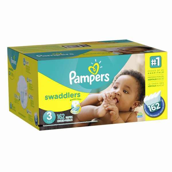 纸尿裤世界第一品牌!Amazon精选多款Pampers帮宝适婴幼儿尿不湿/纸尿裤特价销售,部分款额外立减3元!