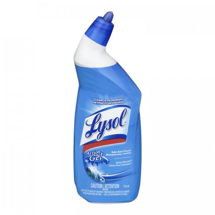 Lysol  来苏尔洁厕剂(700ml)1.76加元,原价 2.98加元