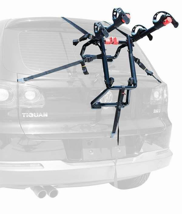Allen Sports 高级后备箱自行车车架(可装2辆)4.9折 59.99元限量特卖并包邮