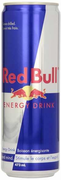 抗疲劳提神,激发能量!Red Bull 红牛能量饮料 12罐装7.3折 34.99元限时特卖并包邮!