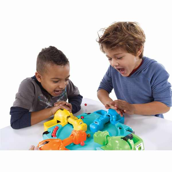 Hasbro 孩之宝 Elefun & Friends 饥饿河马玩具套装6折 11.97加元限时特卖!