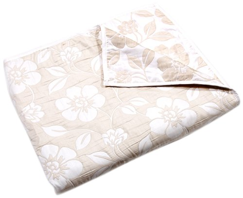Stylemaster Flora 可翻转 Queen 床面装饰罩1.1折 17.19元清仓!