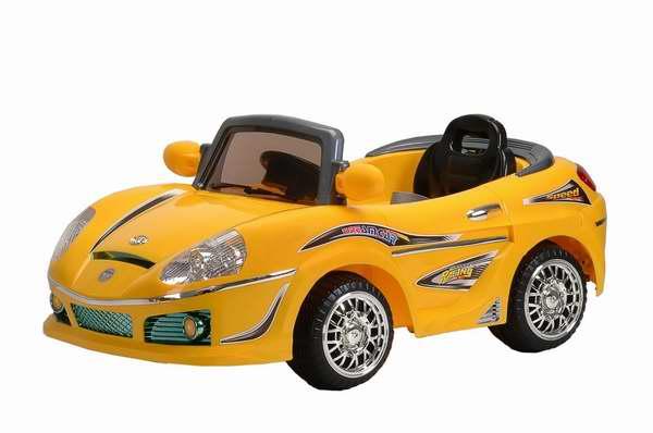Best Ride on Cars 698R 6伏 儿童电动车5.2折 149元清仓并包邮!可家长遥控更加安全!