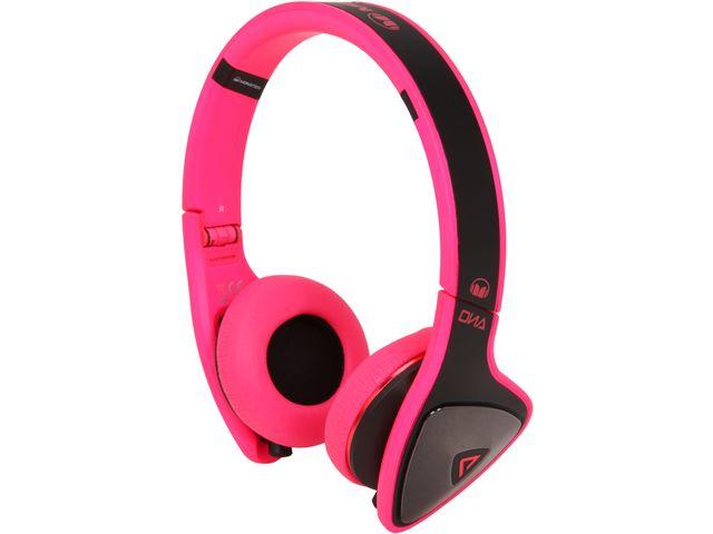 超酷超炫耀!Monster 魔声128551 DNA 折叠式头戴式耳机59.99元特卖,原价274.99元