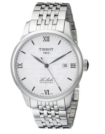 Tissot 天梭 T41183350 男士瑞士手表461.95元特卖,原价910.45元,包邮