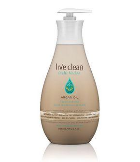 Live Clean 花蜜坚果油保湿洗手液3.74加元(3款可选),原价4.99加元