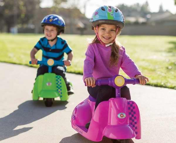 Razor 迷你儿童电动滑板车4.7折 42.9元限时特卖并包邮!