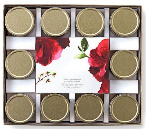 Teavana终极版茶叶10件套5折39.98元特卖,精选51款茶叶、茶具、水杯、保温杯等2.5折起特卖!满30元立减10元!再送1盎司嫩莓白茶!