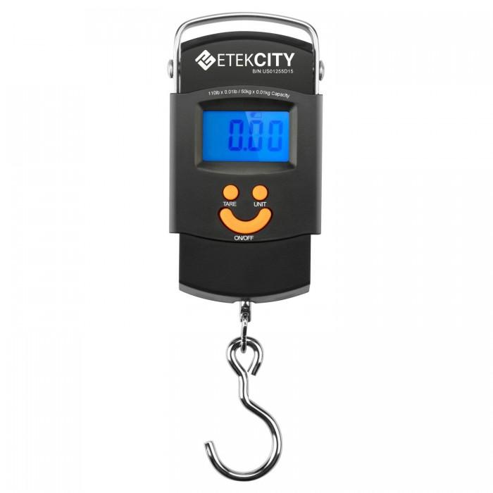 Etekcity 50公斤便携电子挂秤13.59元特卖,原价56元