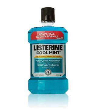 Listerine 1.5升清凉薄荷漱口水 6.97元特卖!