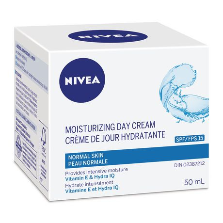 NIVEA 50ml水凝保湿日霜SPF15  特价 7.77元,原价 11.49元