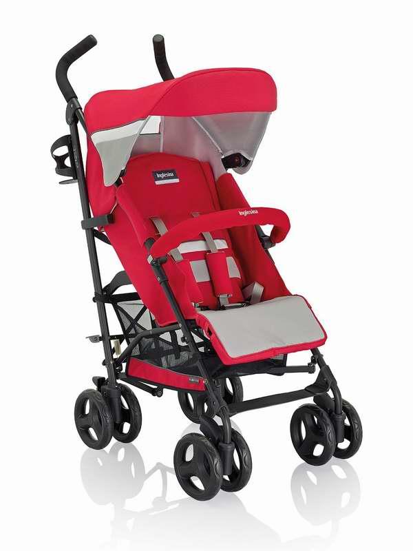 Inglesina USA Trip 婴儿推车6.2折 149元限时特卖并包邮!4色可选!