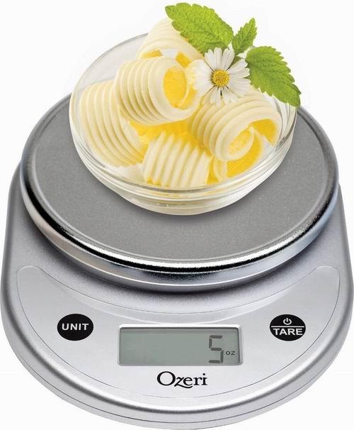 Ozeri 多功能数字厨房秤 4.9折 19.49加元,2款可选