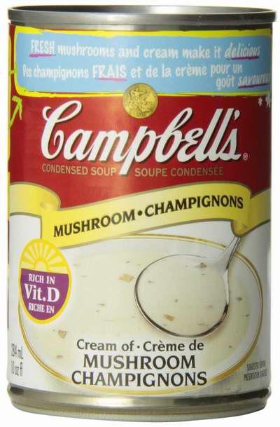 Amazon精选3款 Campbell's 金宝汤 速食番茄浓汤、鸡汤面、蘑菇汤12罐装3.8折起!仅售6.97元!
