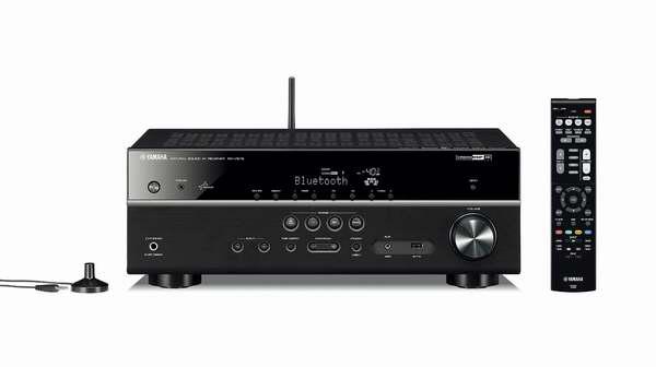 历史新低!Yamaha 雅马哈 RXV579 7.2-声道无线网络家庭影院次世代功放5.7折 369元限时特卖并包邮!