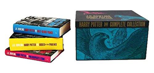 历史最低价!Harry Potter 哈利波特(1-7)15周年纪念精装硬壳成人版4.7折 116.6元限时特卖并包邮!