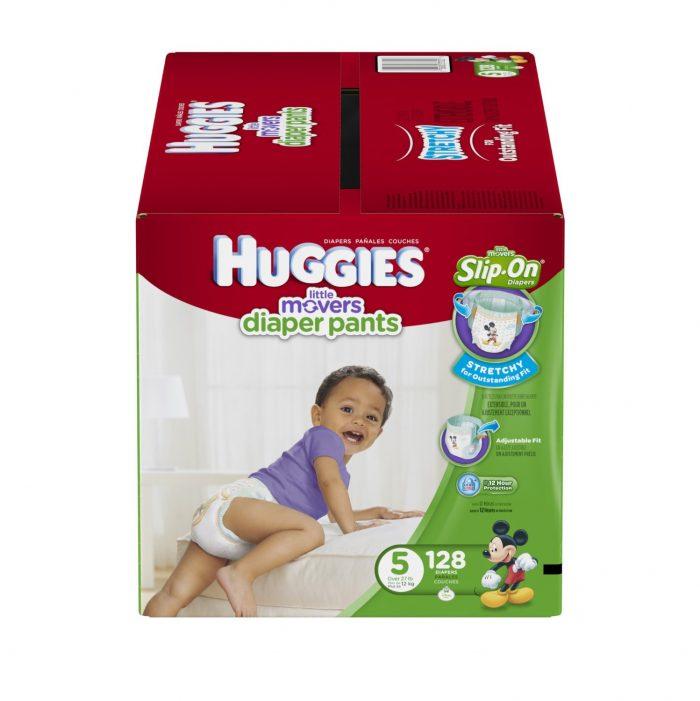 精选 Huggies 好奇 婴幼儿纸尿裤 32.41加元 (Size 4-5),原价 49.99加元,会员价 26.82加元