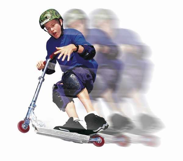 历史最低价!Razor A Kick Scooter 儿童滑板车3.9折 23.4元限时清仓并包邮!