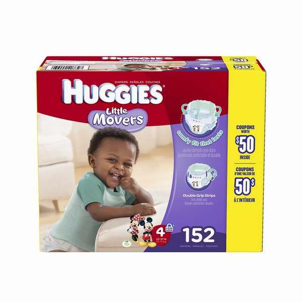 Amazon会员订购婴儿尿不湿,首次订单享受3-5折!