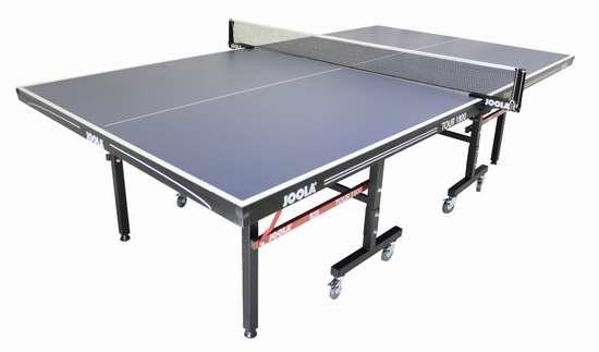 金盒头条:历史新低!JOOLA 德国优拉 Tour 1800 折叠式乒乓球桌 564.99加元限时特卖并包邮!