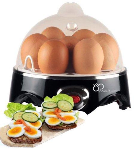 早餐蒸煮神器!DB-Tech 多功能家用煮蛋器/蒸煮器6折 29.99加元!