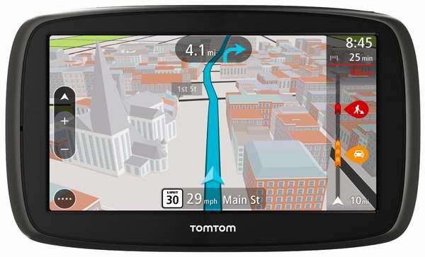 历史最低价!TomTom GO 60S 6英寸便携式车载GPS导航仪 129.99加元包邮!