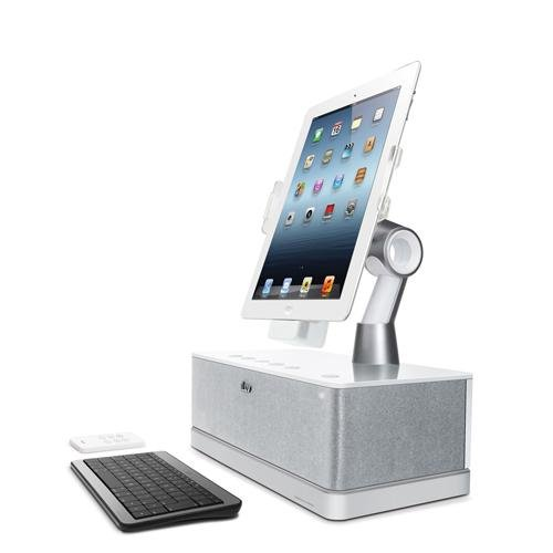 iluv Imm517 蓝牙键盘+苹果音箱系统1.5折 34.88-37.88元限时清仓并包邮!黑白两色可选!