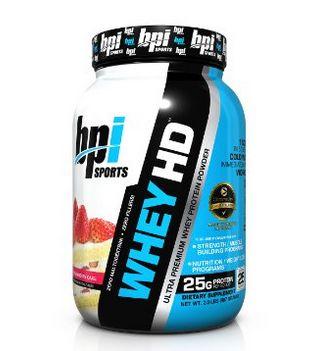 BPI Whey-HD 草莓味乳清蛋白粉 30元限量特卖,原价 44.43元,包邮