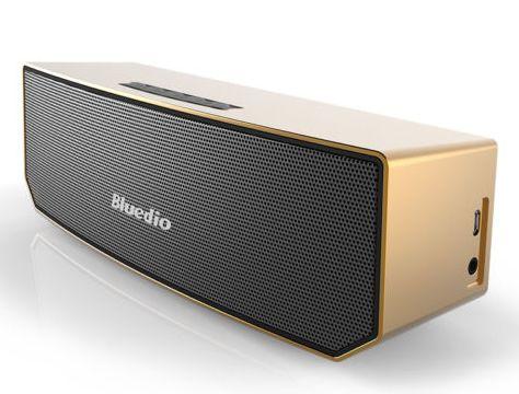 创新三磁全频双喇叭3D环绕HIFI!蓝弦Bluedio BS-3 无线便携蓝牙音箱 29.94元限时特卖!