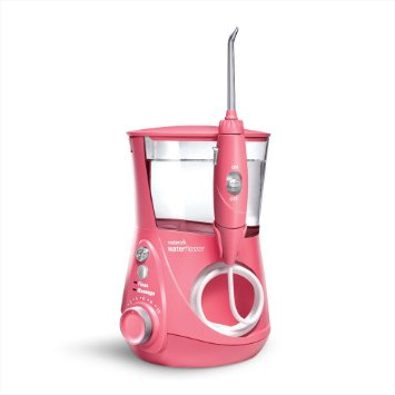 Waterpik 洁碧 WP-674 粉色标准型冲牙器/水牙线 82.27加元,原价 99.99加元,包邮