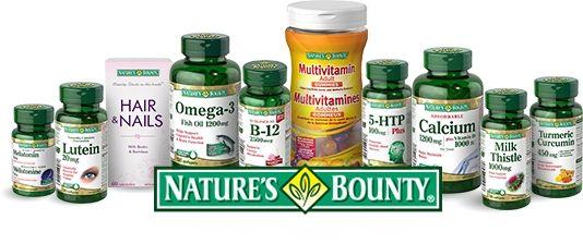 精选112款 Nature's Bounty 自然之宝 纯天然保健品限时特卖!部分还有额外折扣!