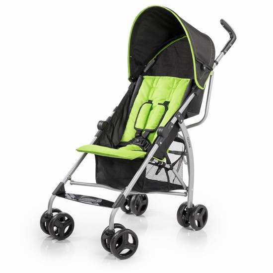 近史低价!Summer Infant Go Lite 便携式婴儿推车 72.24加元包邮!