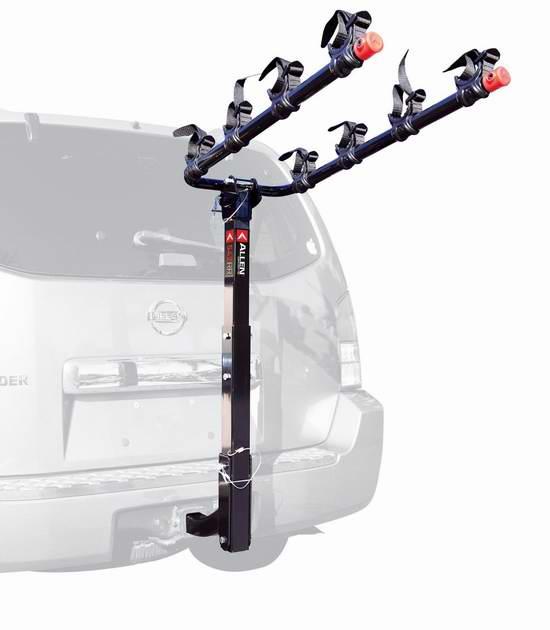 Allen 552RR 豪华型后备箱自行车车架(可装5辆)5.1折 131.99元限时特卖并包邮