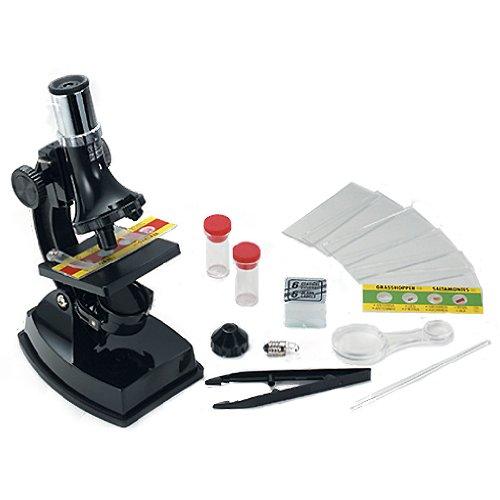 历史新低!Elenco Discovery Planet 儿童显微镜套装7.1折 19.14元限时特卖!