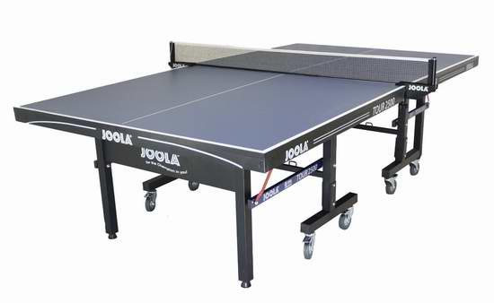 JOOLA 德国优拉 Tour 2500 折叠式乒乓球桌5.7折 640.3加元限量特卖并包邮!