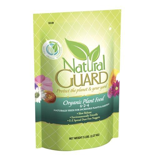 历史新低!Voluntary Purchasing Group Natural Guard 40105 天然有机植物肥料5磅装3折 6.77元限时清仓!