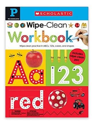 精选Scholastic 1-6年级课外练习册6.8折 3.95加元起