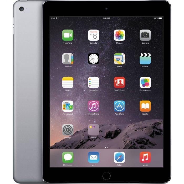 Indigo Chapters网店销售, Apple 苹果IPAD AIR 2  64GB 太空灰色 537元特卖,原价 659元,包邮