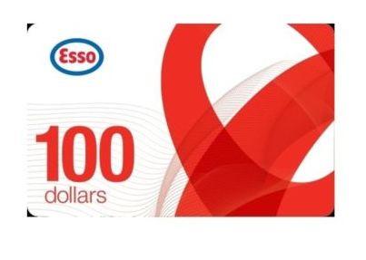 加油卡限时促销! Esso加油卡 95元,原价 100元,包邮
