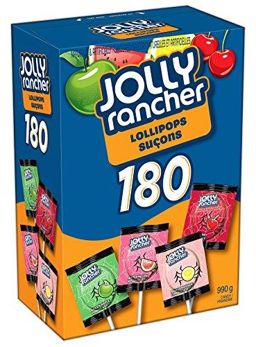 全部历史新低!精选6款 Hershey's、Jolly Rancher 万圣节糖果4.7折起限时特卖!