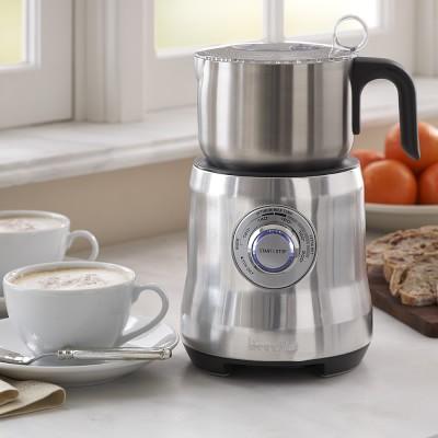 Breville BREBMF600XL 不锈钢热巧克力机/奶泡机 7.6折 149.99加元包邮!