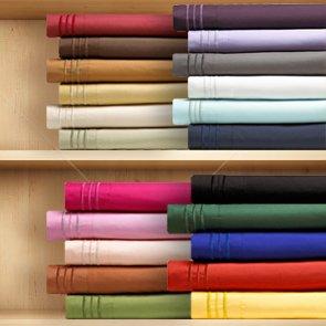 Clara Clark 5个系列不同款式Queen床单4件套1.4折起 全部12.99元限时清仓!每个系列17色可选!