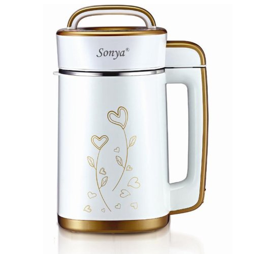 Sonya SYA19A 不锈钢6合一豆浆机 110.49加元限量特卖并包邮!