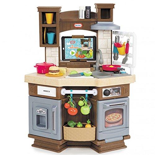 历史最低价上再降20元!Little Tikes 小泰克 Cook 'N 儿童过家家超级厨房 119.97元限时特卖并包邮!