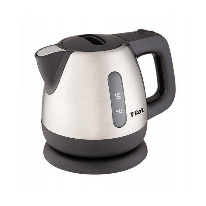T-fal Aprecia 0.8L 不锈钢电热水壶 29.97加元,原价 36.57加元