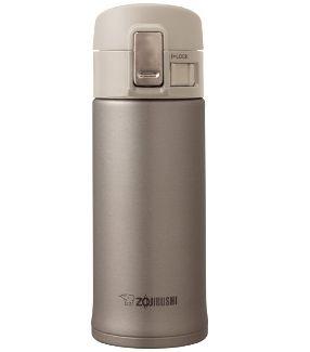 ZOJI 象印 SM-KHE36NL 12盎司不锈钢保温杯 30.99元,原价 38.08元