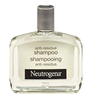 Neutrogena 露得清 Anti-Residue 洗发水 3.99加元,原价 7.49加元