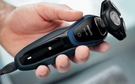Philips 飞利浦 5000系列 S5100/08 全身水洗电动剃须刀 64.99加元包邮!